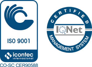 ISO-IQNET logos