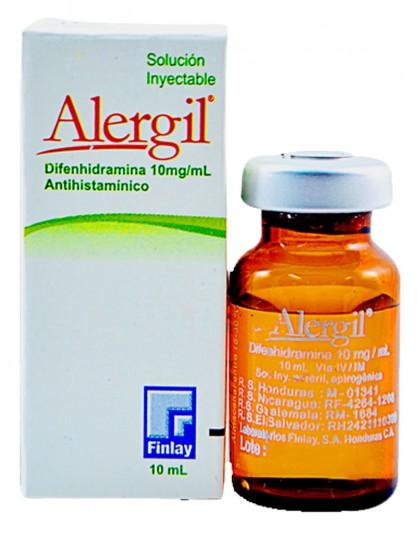 Alergil-Inyectable