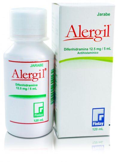 Alergil-Jarabe