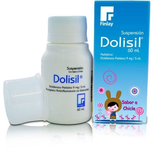 Dolisil-Suspencion