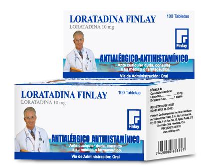 LORATADINA-FINLAY