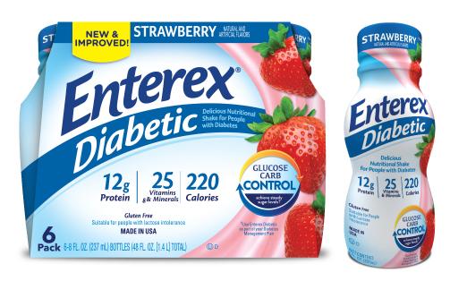 Enterex-diabetic-strawberry
